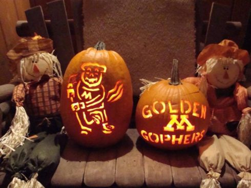 Gopher Halloween