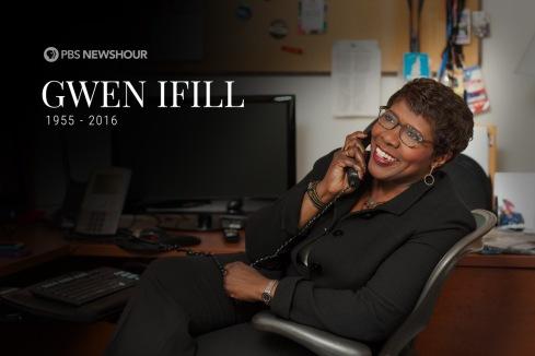 Gwen Ifill