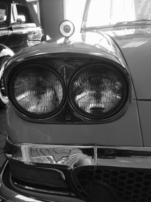 1958 Ford Skyliner Fairlane 500