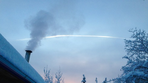 Winter Sky Trail