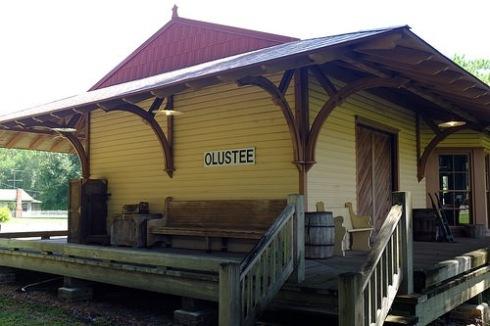Olustee Depot