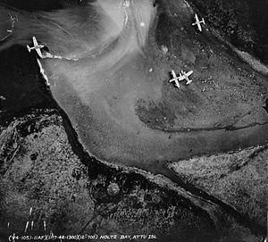 Holtz Bay Attu '42