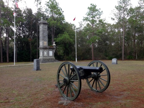 Olustee Memorial