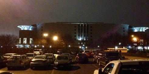 The Schott exterior