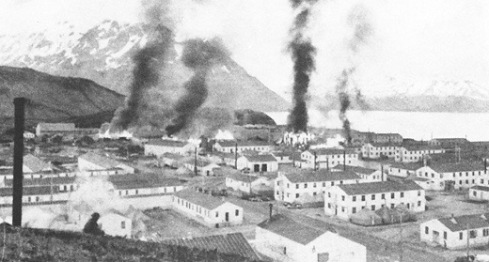 Fort Mears, Dutch Harbor