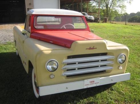 '56 Powell Pickup